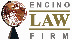Encino Litigation Attorney Logo